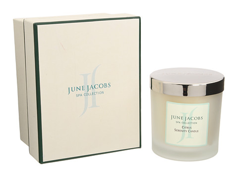 June Jacobs Spa Collection - Citrus Serenity Candle (No Color) Skincare Treatment