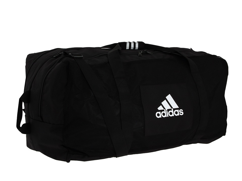 adidas - Team Carry Duffel XL (Black) Duffel Bags