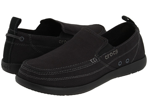 Crocs - Walu (Black/Black) Men