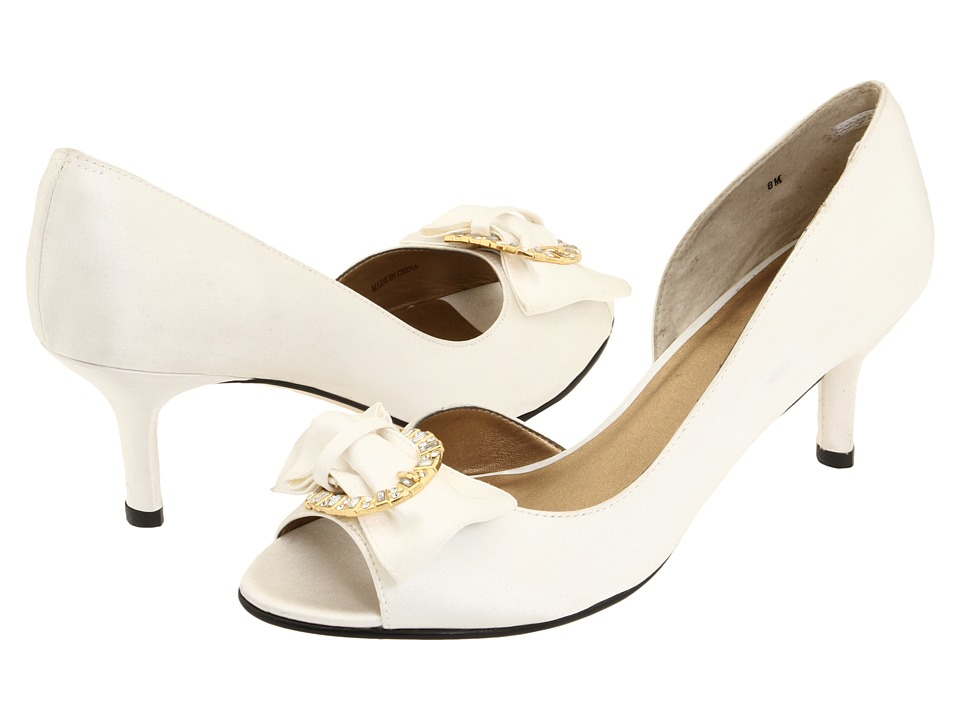 Vigotti - Metis (Ivory Satin) Women