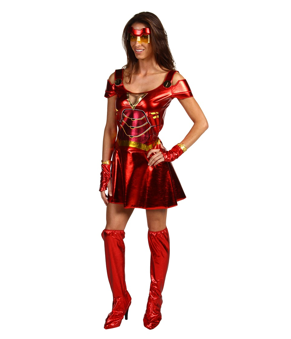 Disguise - Iron Man 2 Ironette Sassy Deluxe (Multi) Women