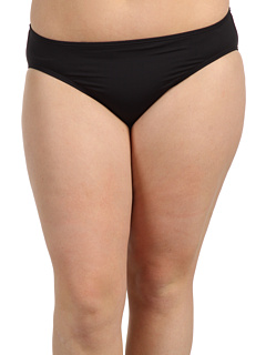 SALE! $16.99 - Save $35 on Tommy Bahama Plus Size Pearl High Waist Hipster (Black) Apparel - 67.33% OFF $52.00