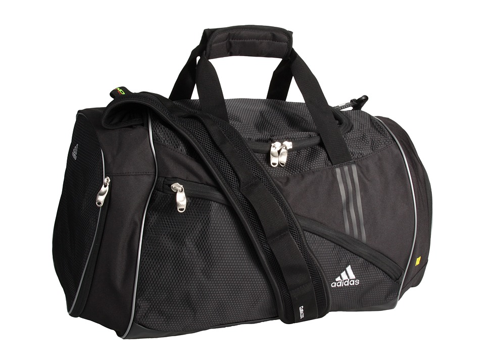 adidas - Scorch Team Duffel (Black) Duffel Bags