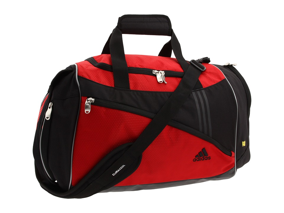 adidas - Scorch Team Duffel (University Red) Duffel Bags