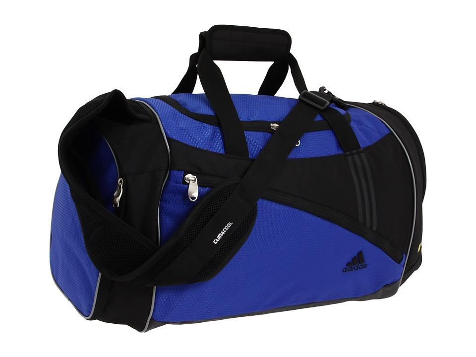 adidas - Scorch Team Duffel (Cobalt/Cobalt/Academy) Duffel Bags