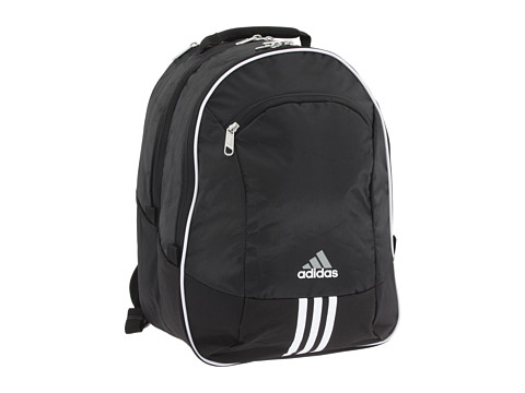 adidas - Striker Team Backpack (Black) Backpack Bags