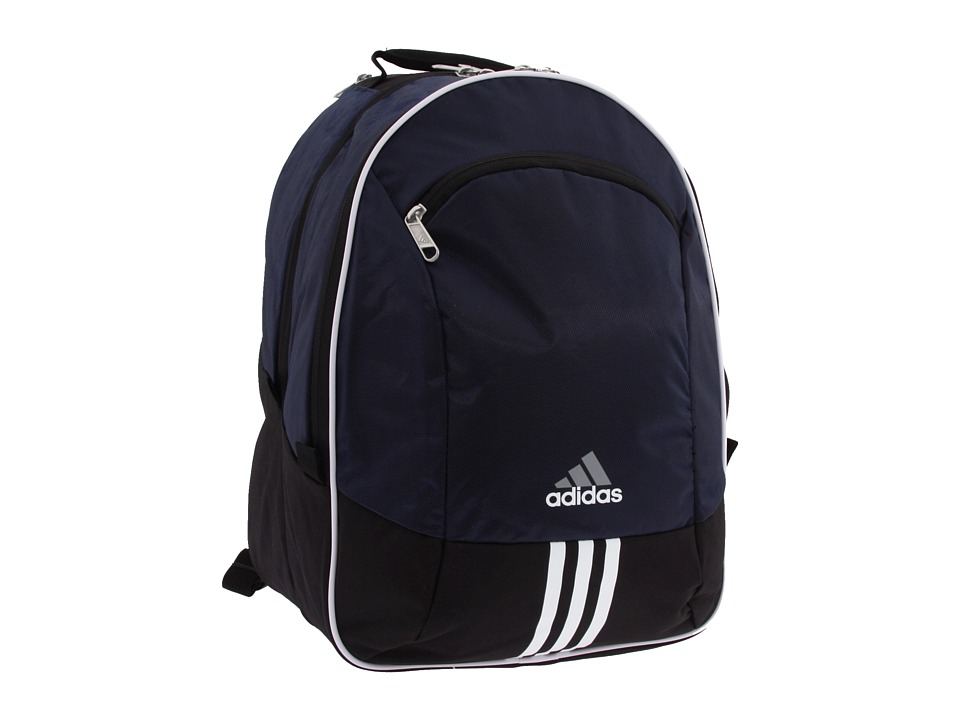 adidas - Striker Team Backpack (Collegiate Navy) Backpack Bags
