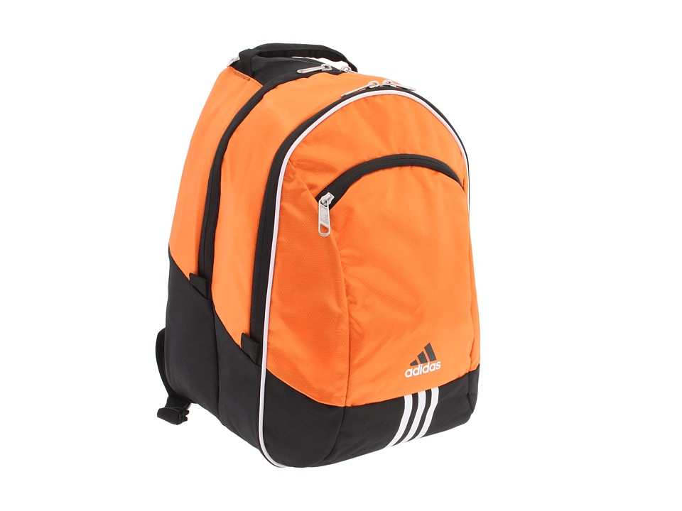 adidas - Striker Team Backpack (Team Orange) Backpack Bags