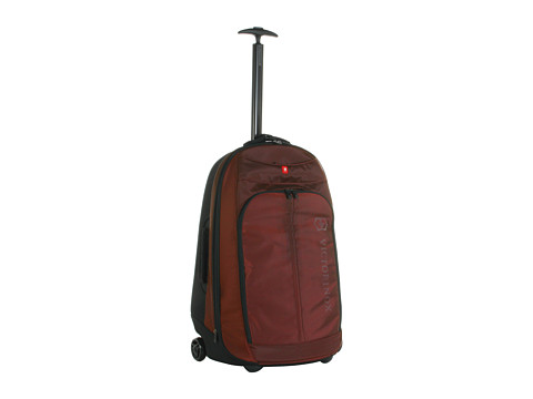 Victorinox - Seefeld 25 Expandable Wheeled Upright (Maroon) Pullman Luggage