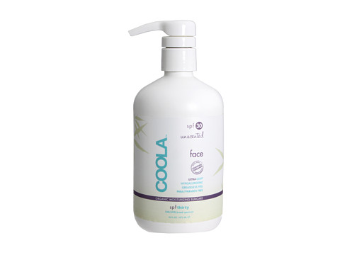 COOLA Suncare - Face SPF 30 Spa Size (Unscented) Bath and Body Skincare