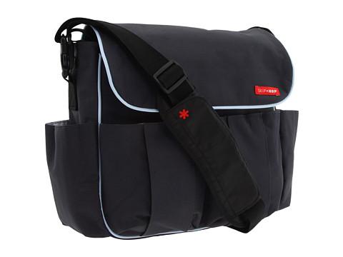 Skip Hop - Dash Deluxe Baby Bag (Charocal) Diaper Bags
