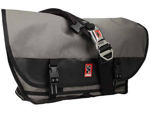 Chrome - Citizen Messenger (Grey/Black) Messenger Bags