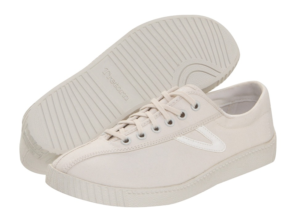 Tretorn - Nylite Canvas (White/White 2) Women's Shoes