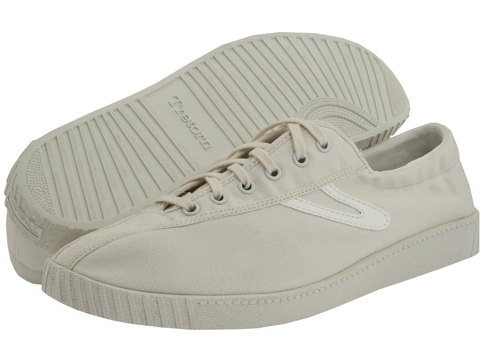 Tretorn - Nylite Canvas (White/White 2) Men's Classic Shoes