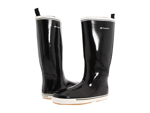 Tretorn - Skerry Reslig Rubber Rain Boot (Black 2) Rain Boots