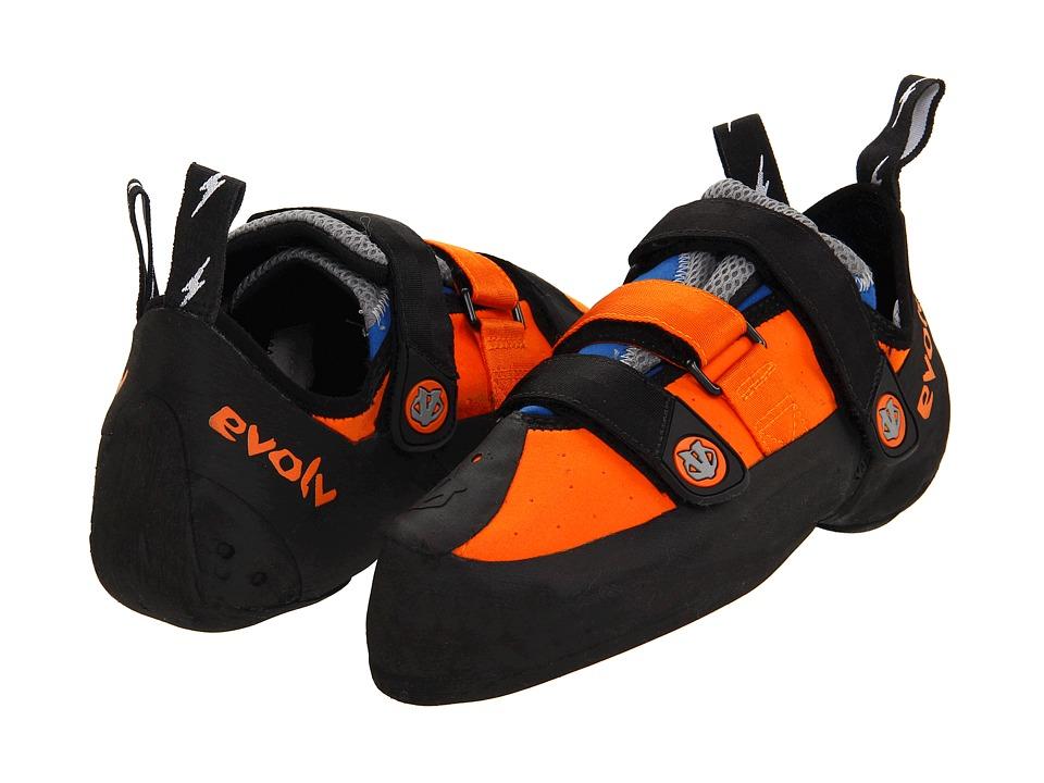 EVOLV - Shaman (Orange/Blue) Men's Shoes
