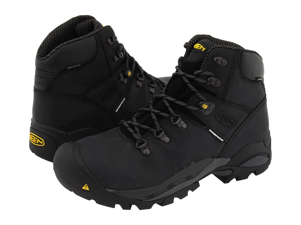 Keen Utility - Cleveland Boot (Black) Men
