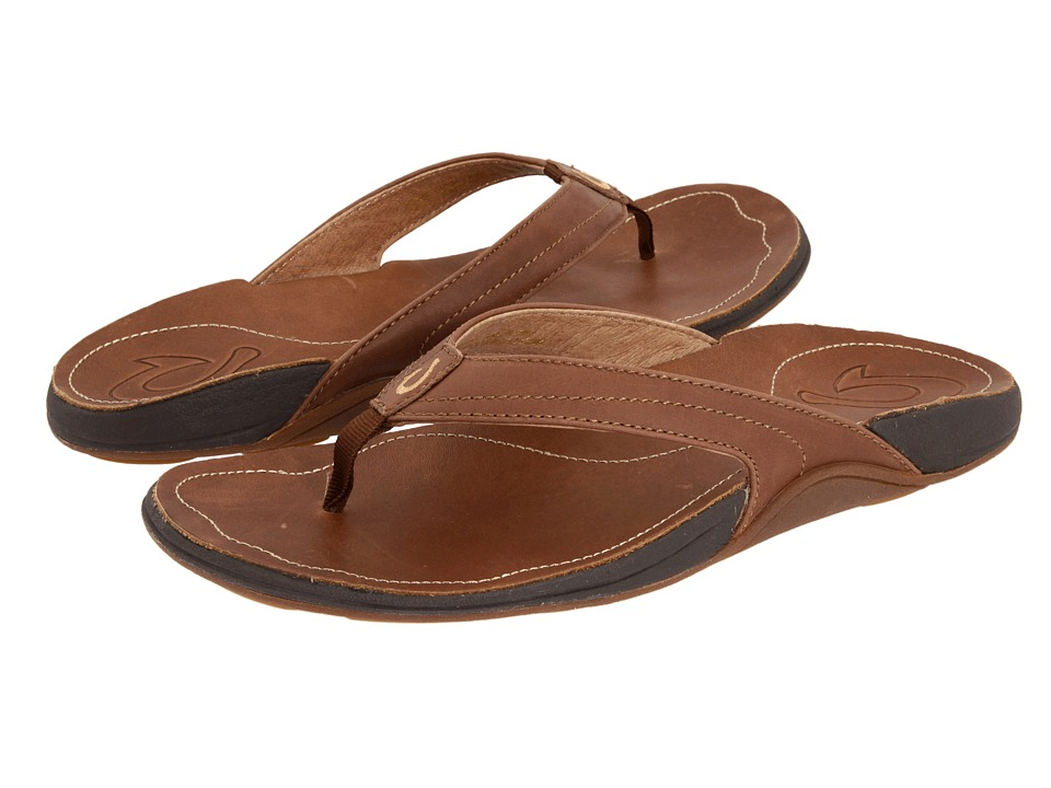 OluKai - Kumu W (Java/Rattan) Women's Sandals