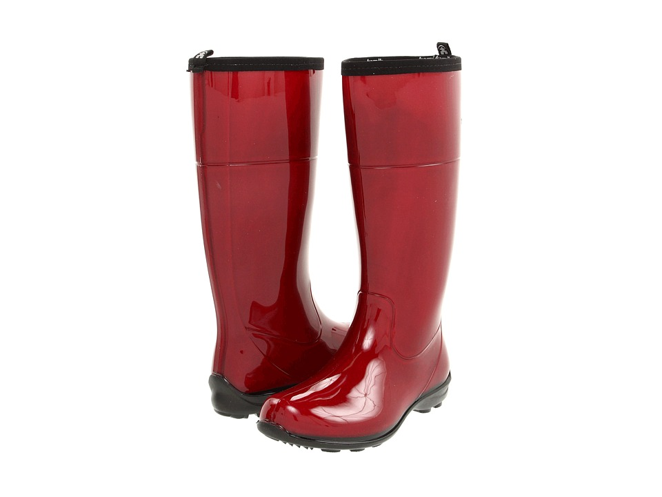 Kamik - Naomi (Red) Women's Rain Boots