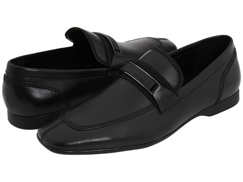 Calvin Klein - Sean (Black Dress Calf) Men
