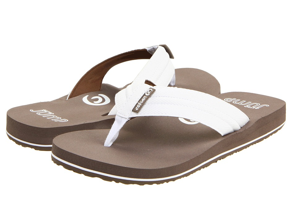 Cobian - Astro Jump (White) Men's Sandals