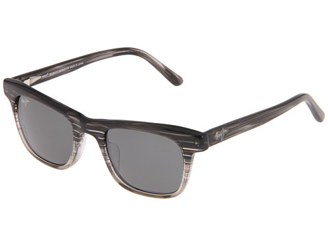 Maui Jim - Aloha Friday (Grey Fade/Neutral Grey Lens) Sport Sunglasses