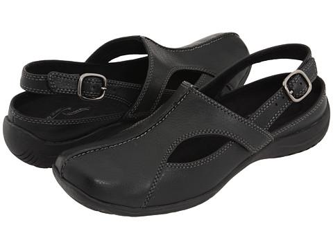 Easy Street - Sportster (Black) Women's Clog/Mule Shoes