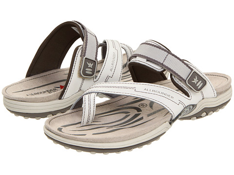 Allrounder by Mephisto - Ivana (White Valaguze) Women's Sandals