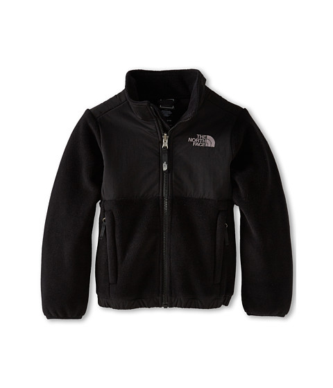 The North Face Kids - Denali Jacket (Little Kids/Big Kids) (R TNF Black) Girl