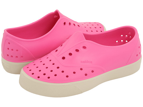 Native Kids Shoes - Miller (Little Kid) (Hollywood Pink) Girls Shoes