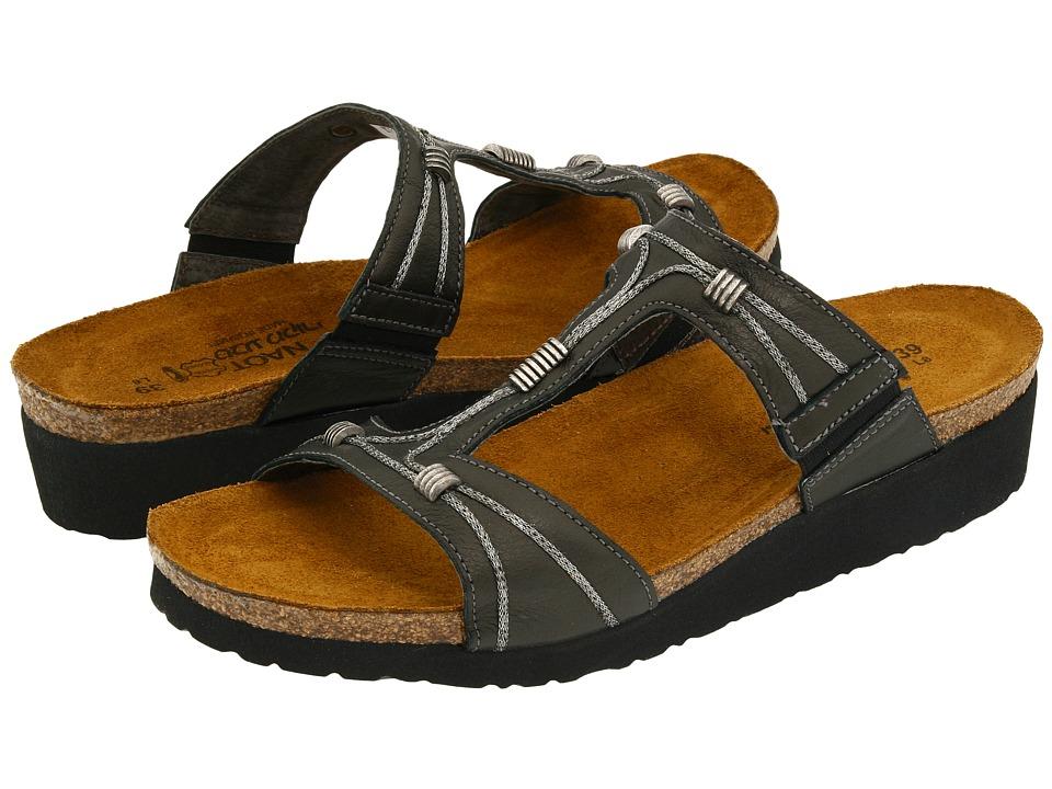Naot Footwear - Dana (Metallic Road Leather) Women's Sandals