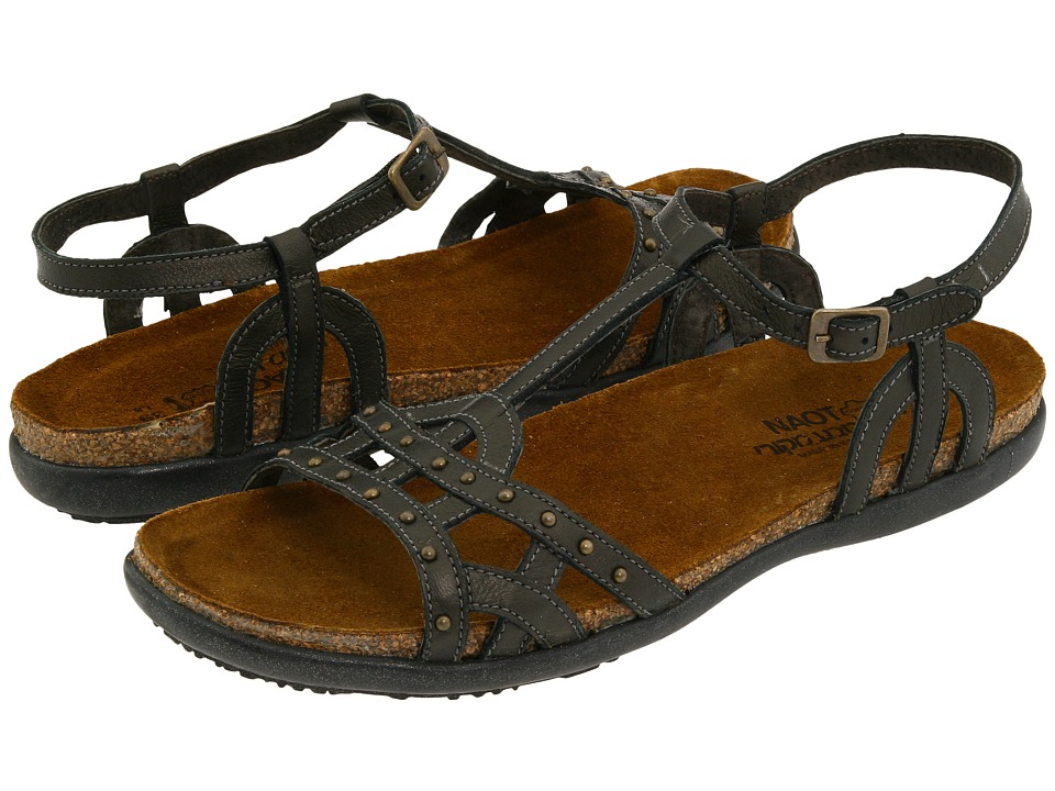 Naot Footwear - Elinor (Metallic Road Leather) Women's Sandals