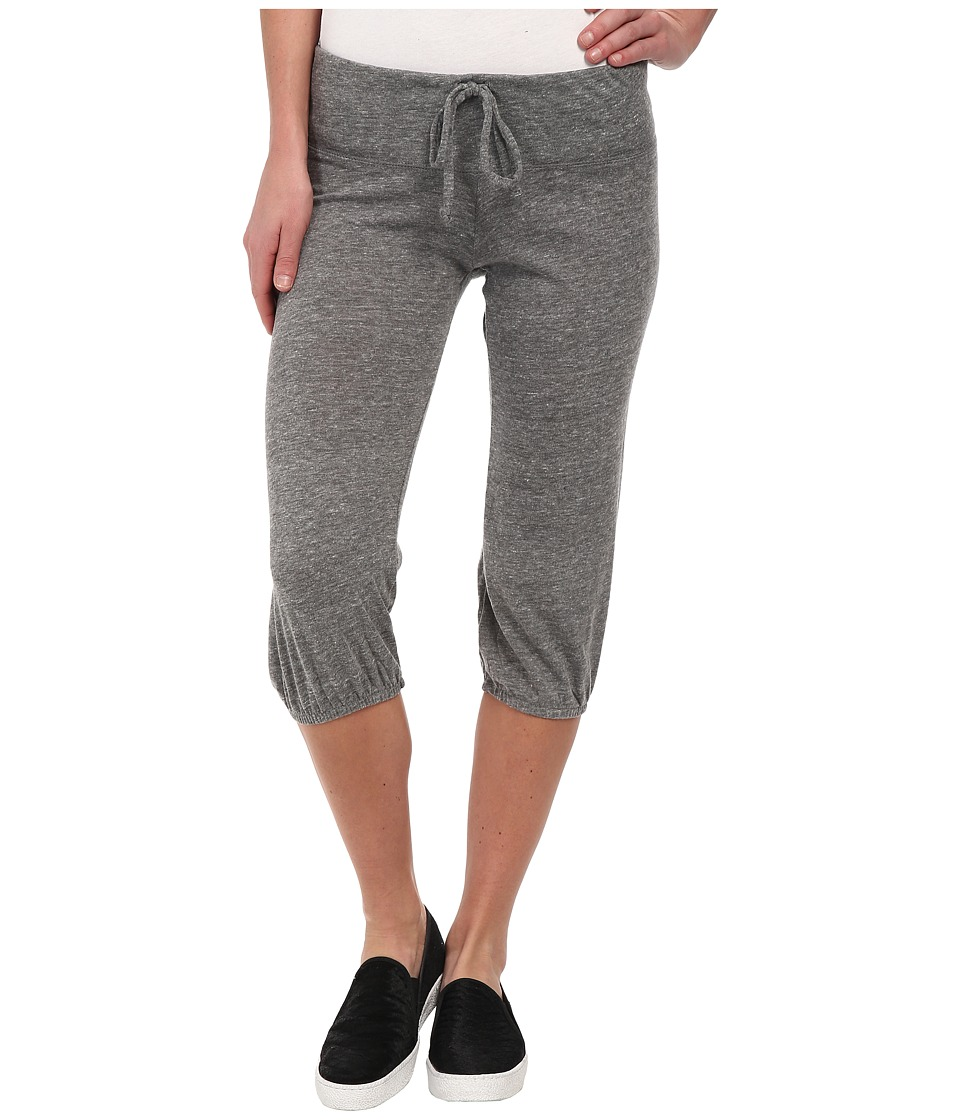 Alternative - Eco-Heather Crop Pant (Eco Grey) Women's Casual Pants