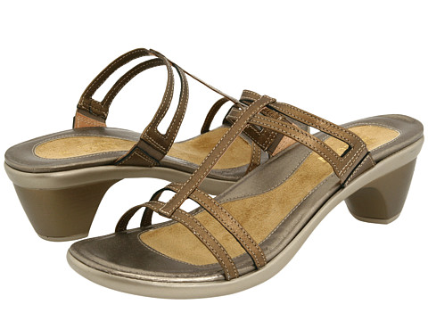 Naot Footwear - Loop (Grecian Gold Leather) Women