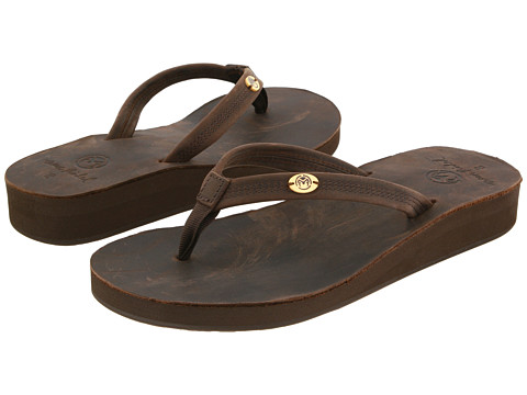 Ocean Minded - Del Mar (Chocolate) Women's Sandals