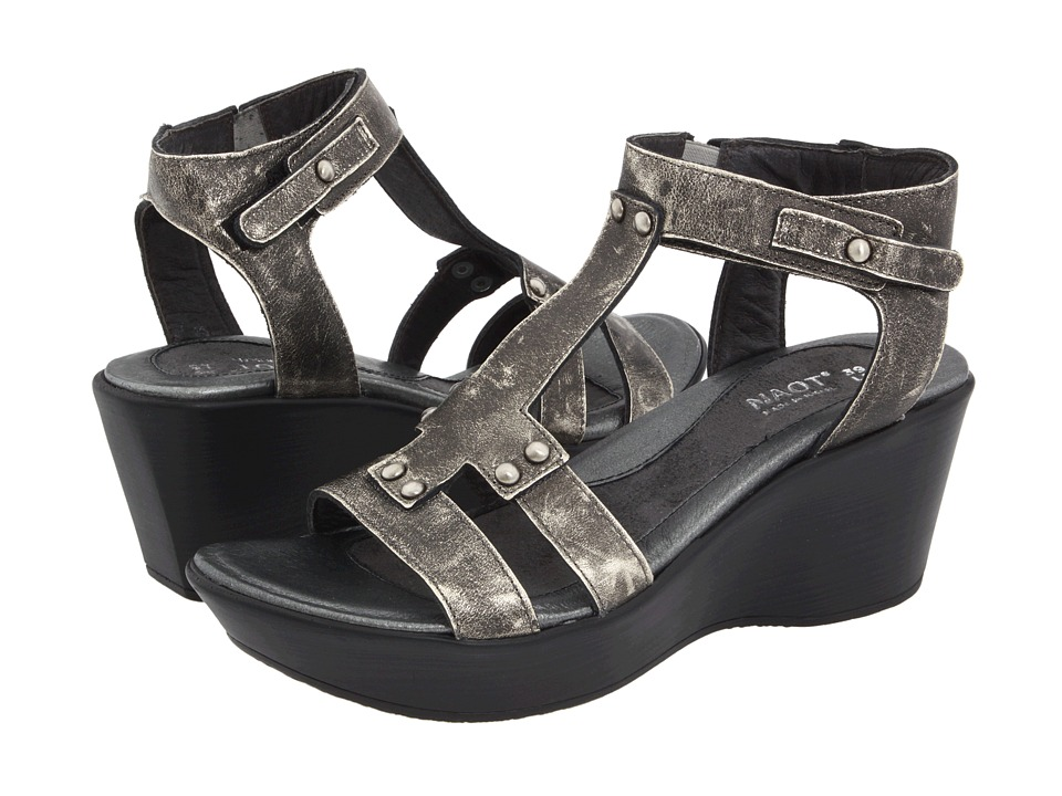 Naot Footwear - Valencia (Metal Leather) Women's Sandals