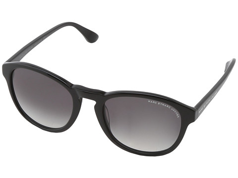 Marc by Marc Jacobs - MMJ213/S (Black/Grey Shade) Plastic Frame Fashion Sunglasses