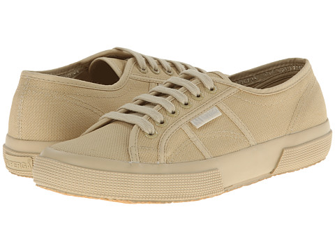 Superga - 2750 COTU Classic (Total Sabbia) Lace up casual Shoes