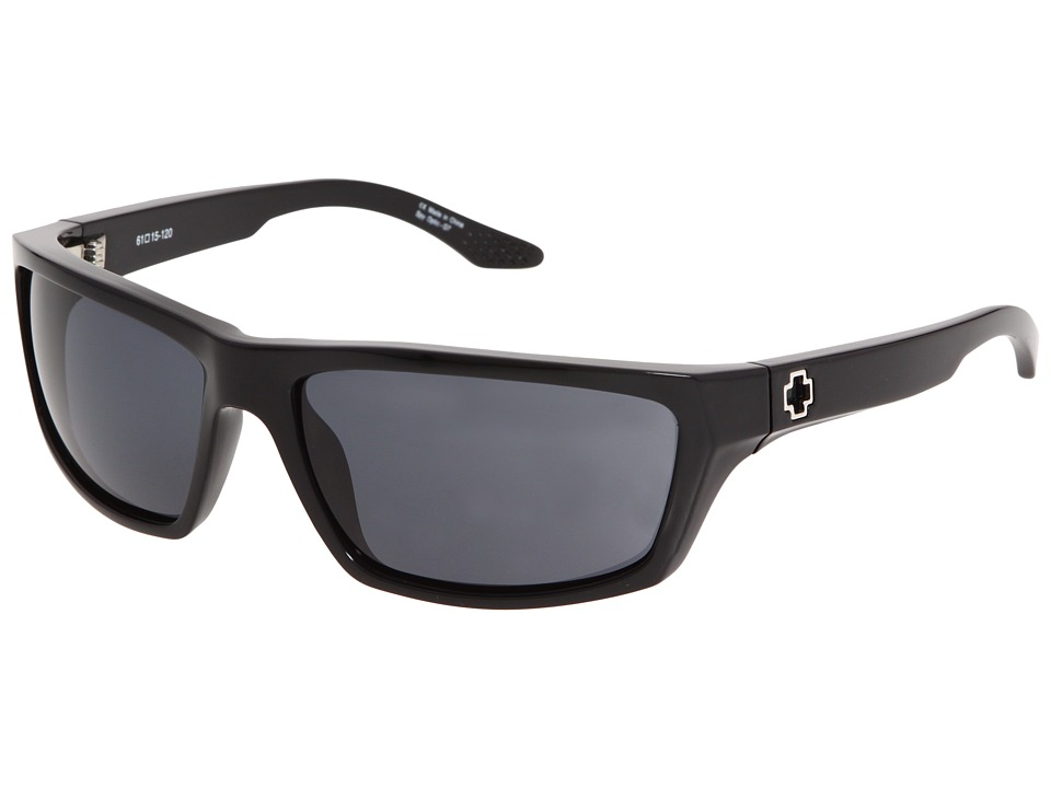 Spy Optic - Kash (Black/Grey Lens) Sport Sunglasses