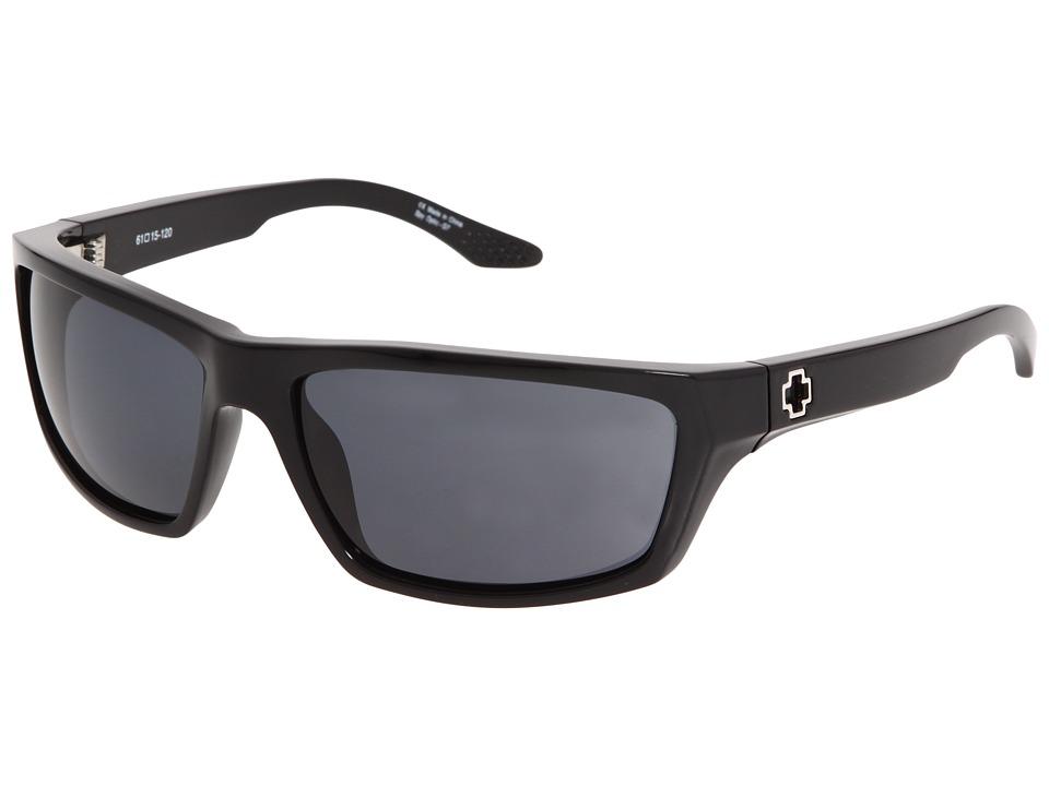 Spy Optic Kash (Black/Grey Lens) Sport Sunglasses