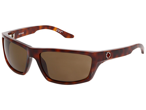 Spy Optic - Kash (Classic Tortoise/Bronze Lens) Sport Sunglasses