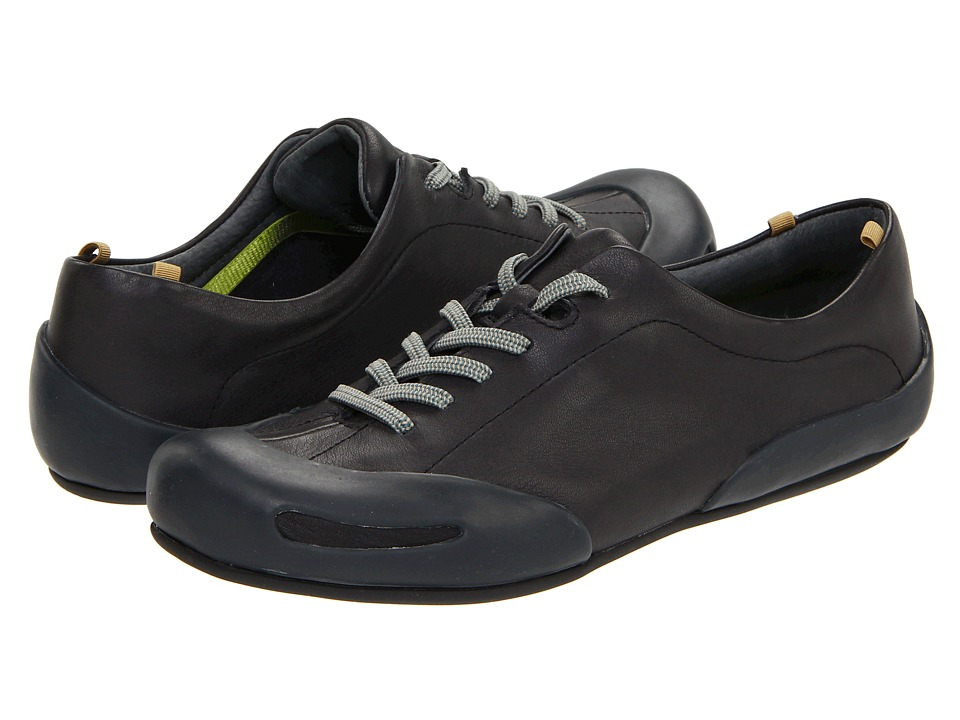 Camper - Peu Senda 20614 (Black) Women's Lace up casual Shoes