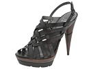 Stuart Weitzman - Spray (Nero Old West Calf)