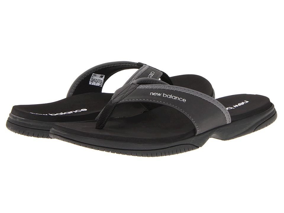 New Balance - JoJo Thong (Black) Women's Sandals