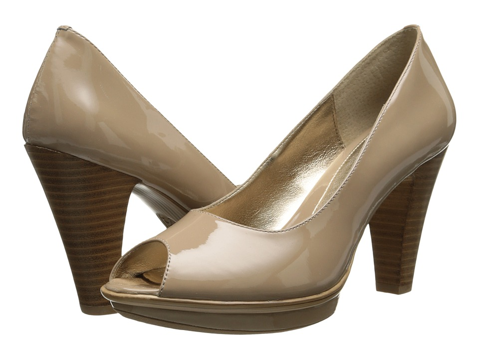 Sofft Ramona II (Sand Patent Leather) Women