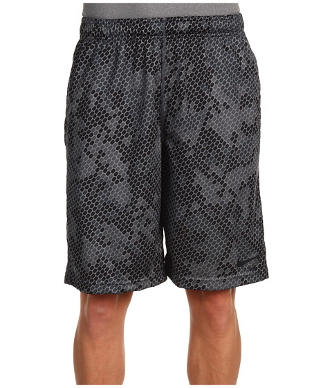 Nike - Camo Fly Short (Cool Grey/Cool Grey/Black) Men