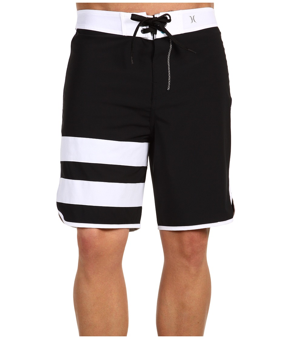 Hurley - Phantom 60 Block Party Boardshort (Black) Men's Swimwear