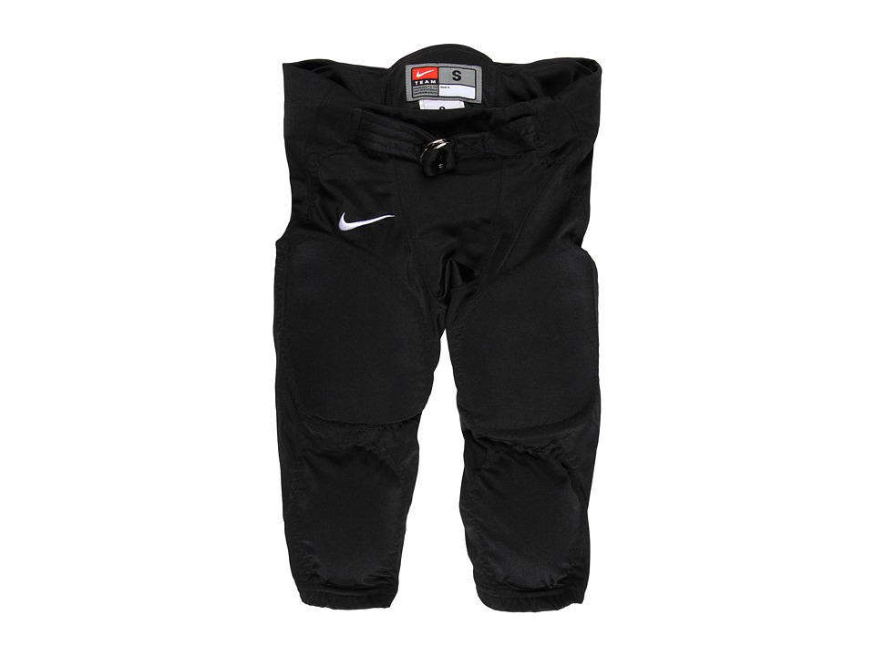 Nike Kids - Youth Recruit Integrated Pant (Little Kids/Big Kids) (Tm Black/Tm White) Boy's Clothing