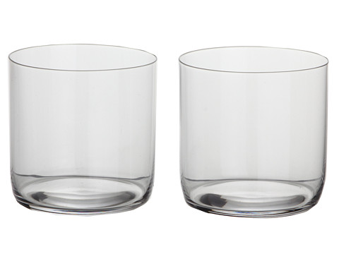 Riedel - H2O Classic Bar Water set of 2 (Clear) Individual Pieces Cookware