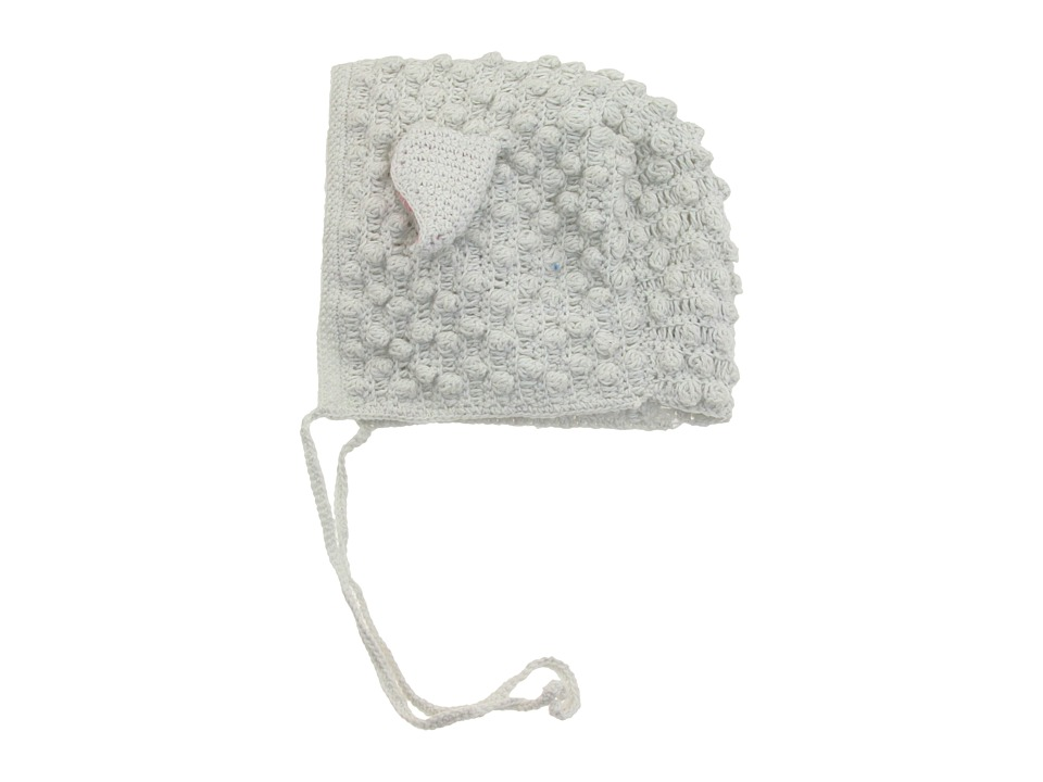 San Diego Hat Company Kids - Lamb Bonnet (Infant/Toddler) (Lamb) Knit Hats